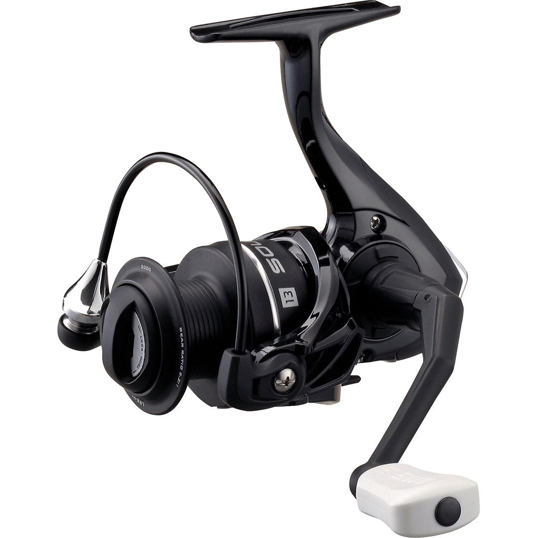 13 FISHING Source X Spinning 2000