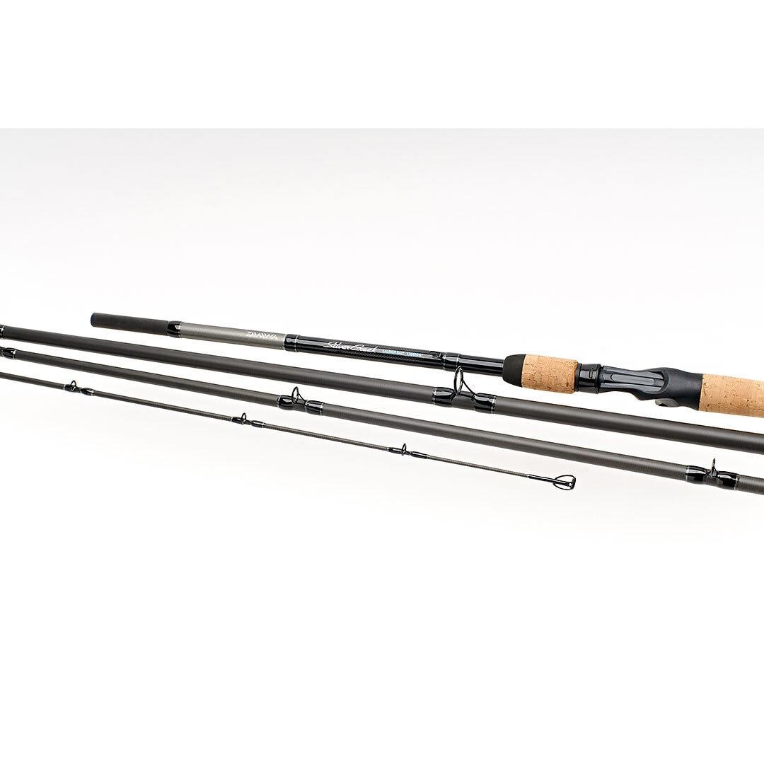 """Daiwa Silvercreek Salmon Trigger 13'0"""" 4pc -120g"""