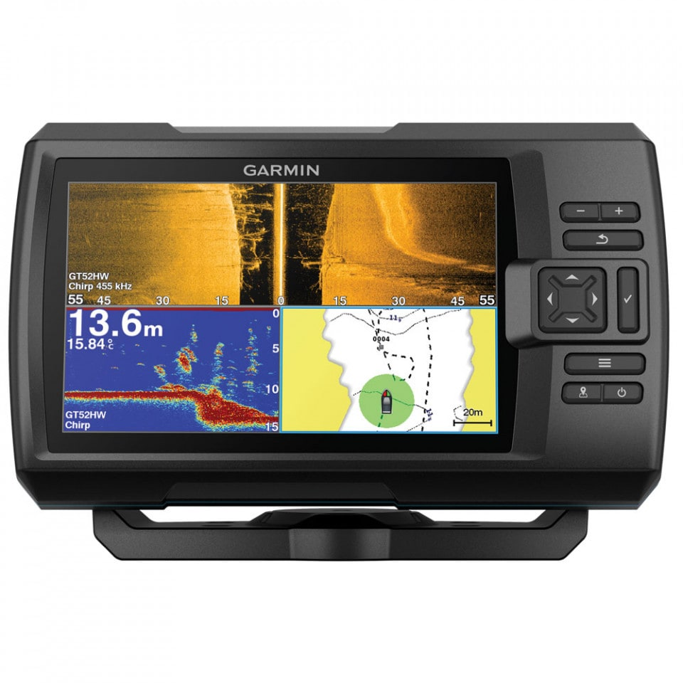 Garmin STRIKER™ Plus 7sv+ inkl givare GT52