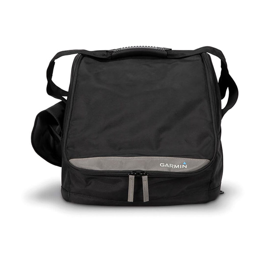 Garmin Extra stor bärväska och bas.