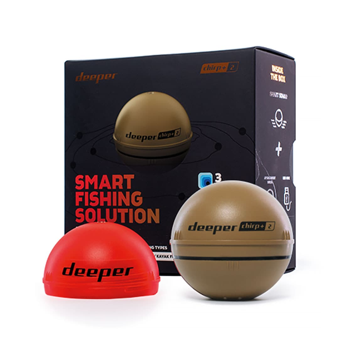 Deeper Smart Sonar Chirp+2.