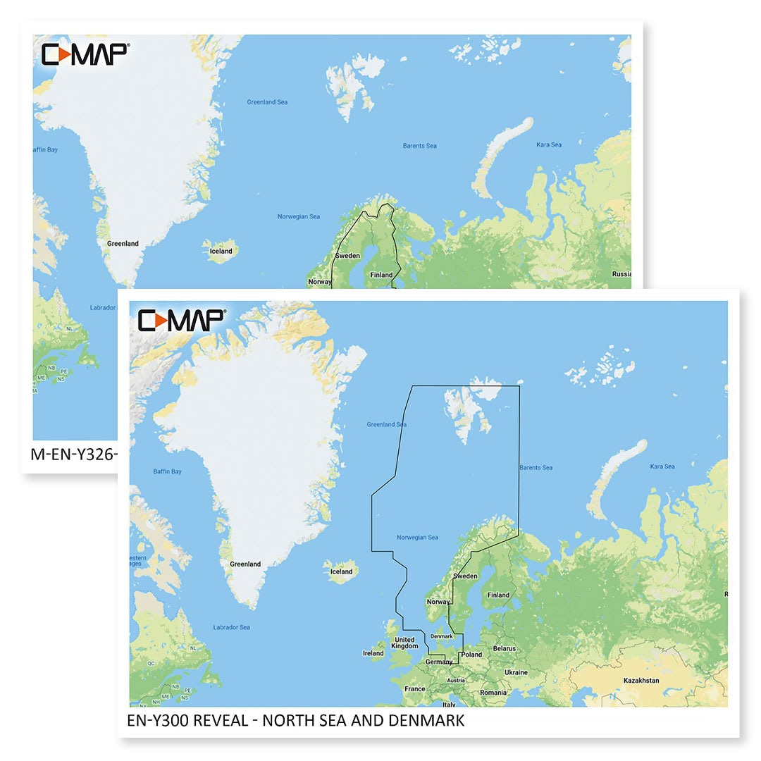C-MAP REVEAL Large