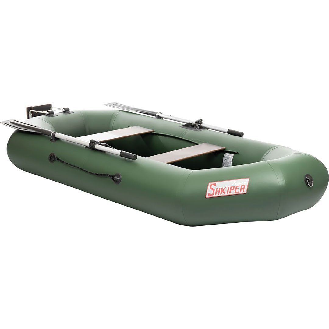 TONAR Shkiper Grön 260RN 2,6m max 210kg (#7)