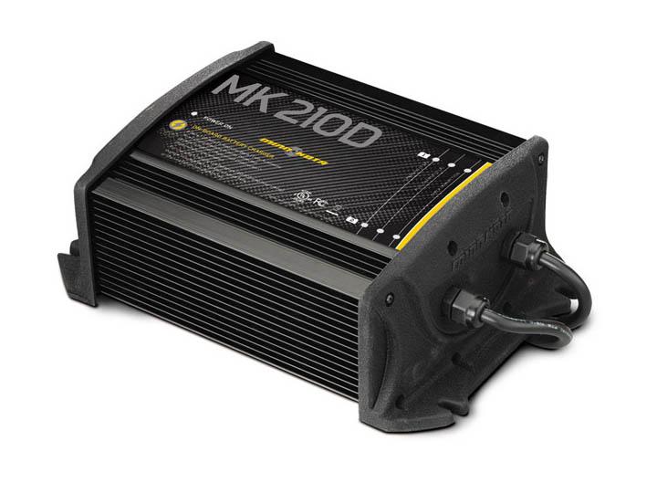 Minn Kota MK-210 batteriladdare 12V 2X5A