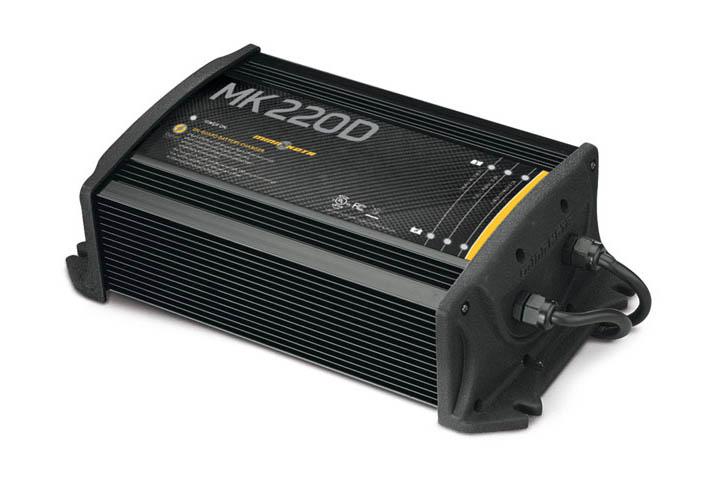 Minn Kota MK-220E batteriladdare 12V 2x10A