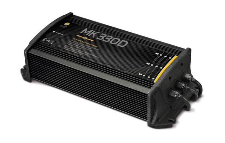 Minnkota Batteriladdare MK330E 12v 3x10A