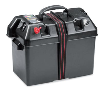 Minn Kota Batterilåda  MB175 med automatsäkring