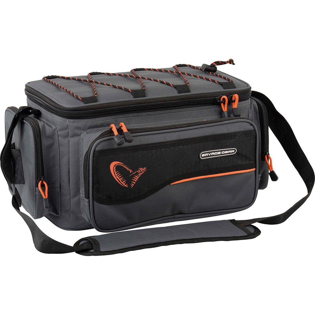 Savage Gear System Box Bag & PP Bags 4box L