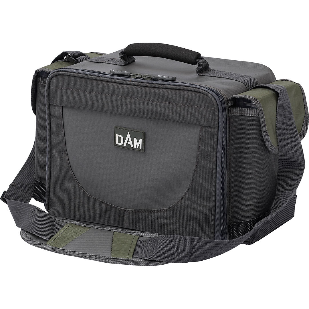 DAM Tackle Bag 7 Medium 5+2st boxar