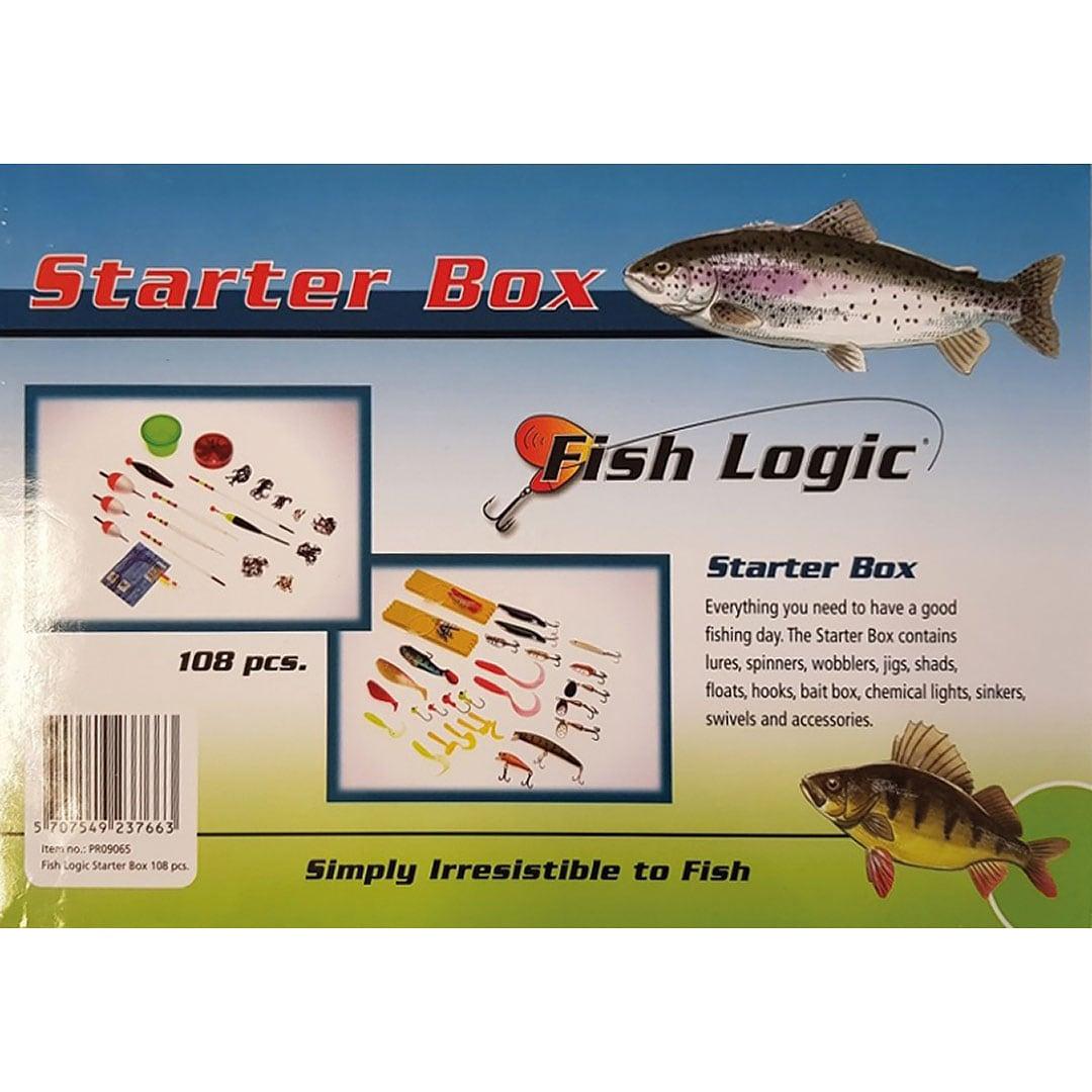 FISHLOGIC Starter Box 108 delar