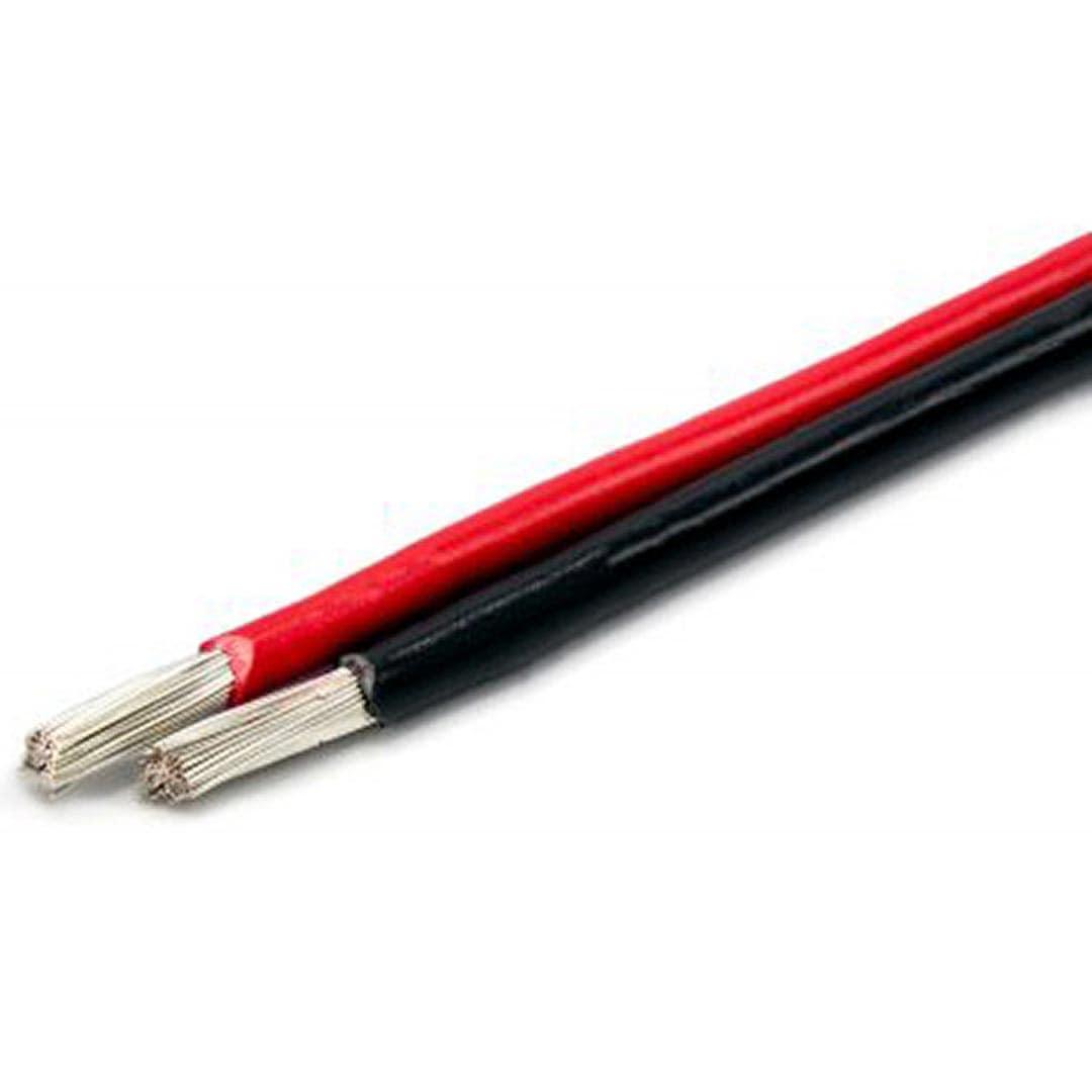 Kabel förtent 35mm2  50m/Spole Röd