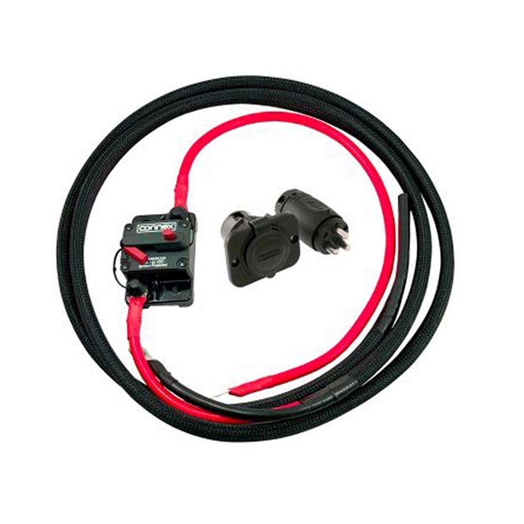 Kabelsats för elmotor 2x10mm2/ 1m