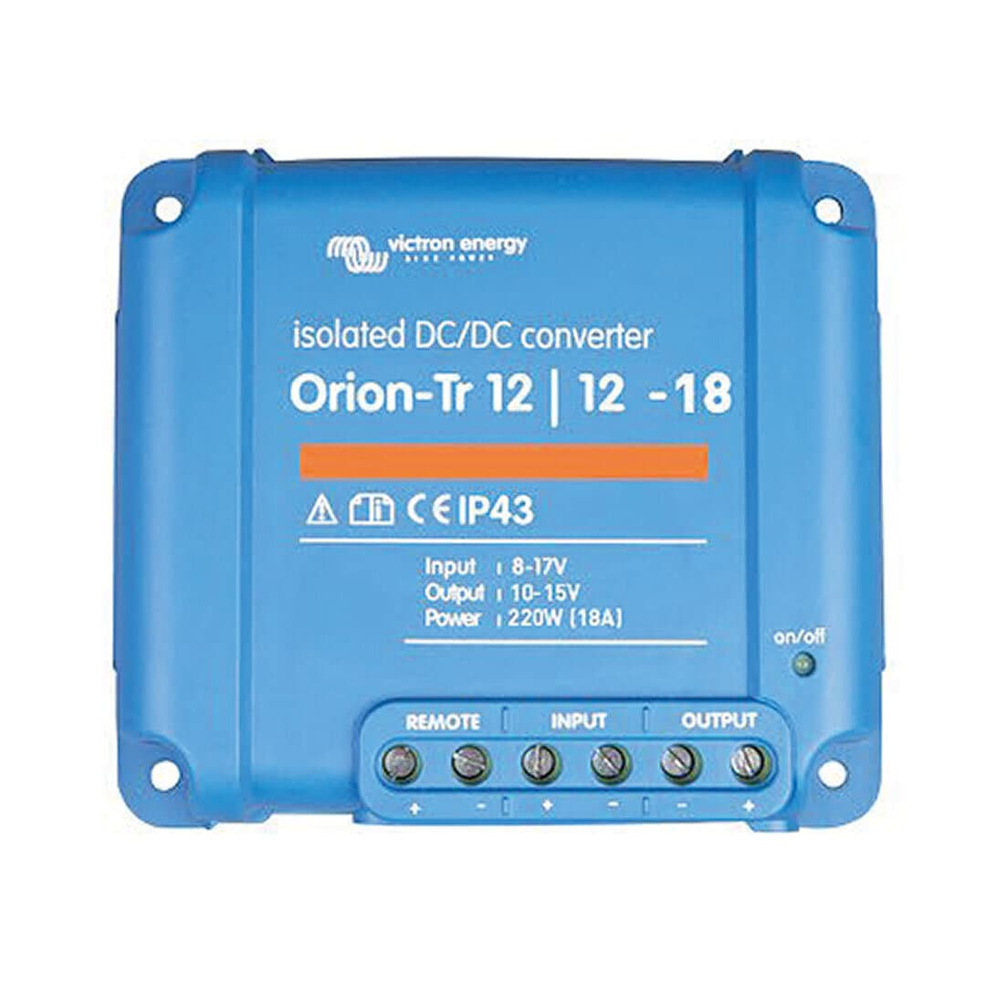 Orion-Tr Smart 12/12-18A  Isolated DC-DC charger