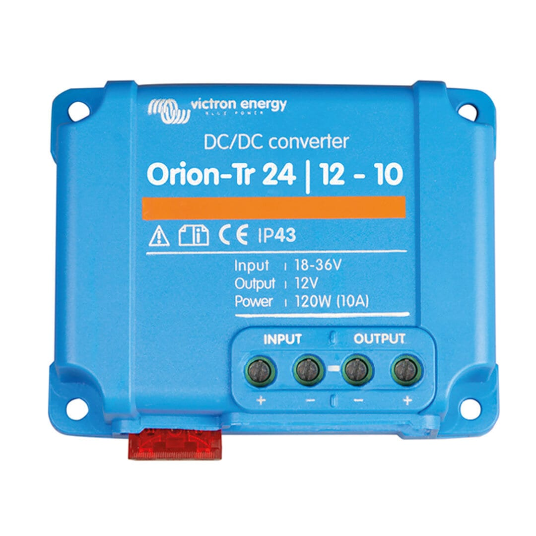Orion-Tr Smart 12/24-10A Isolated DC-DC charger