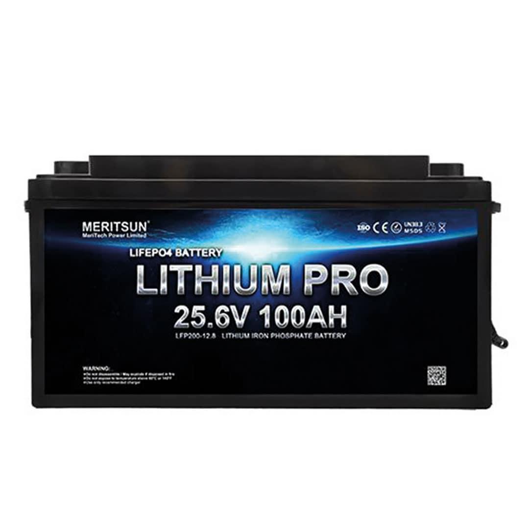 Meritsun LCD 25,6v 100Ah (#7).