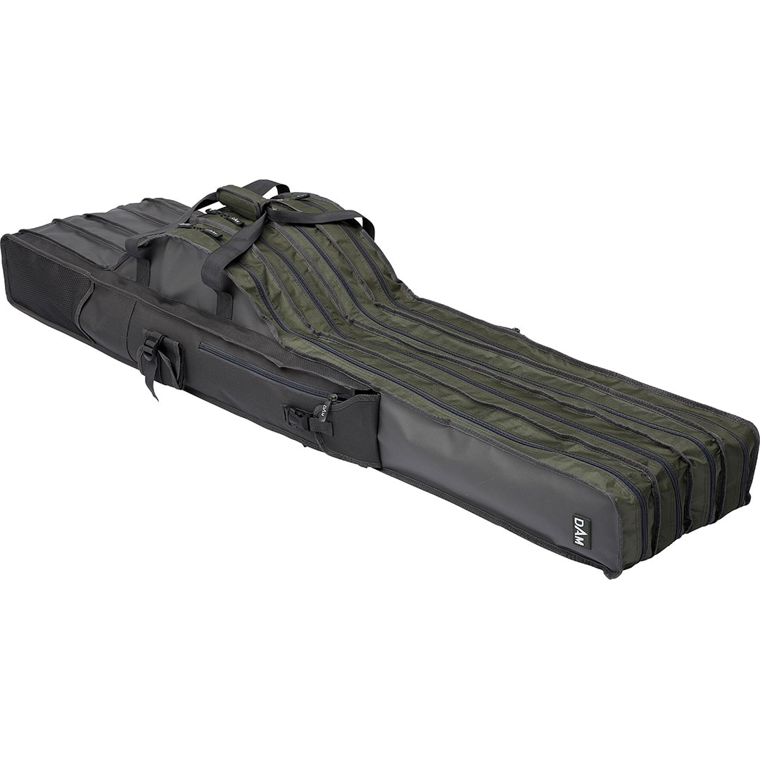 DAM 3 Compartment Rod Bag 130cm