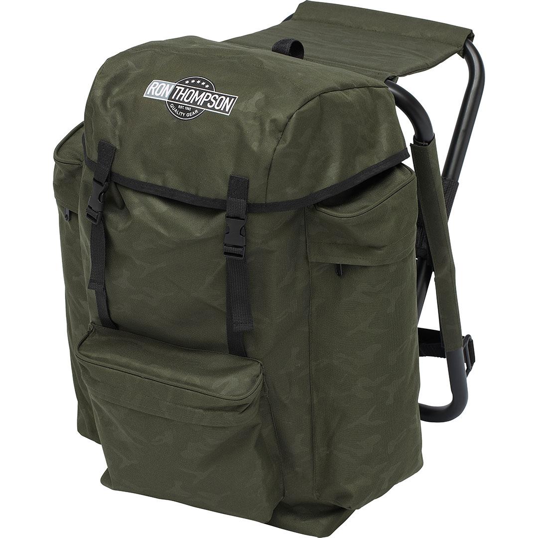 Ron Thompson Heavy Duty V2 Backpack Chair (34x32x51cm)