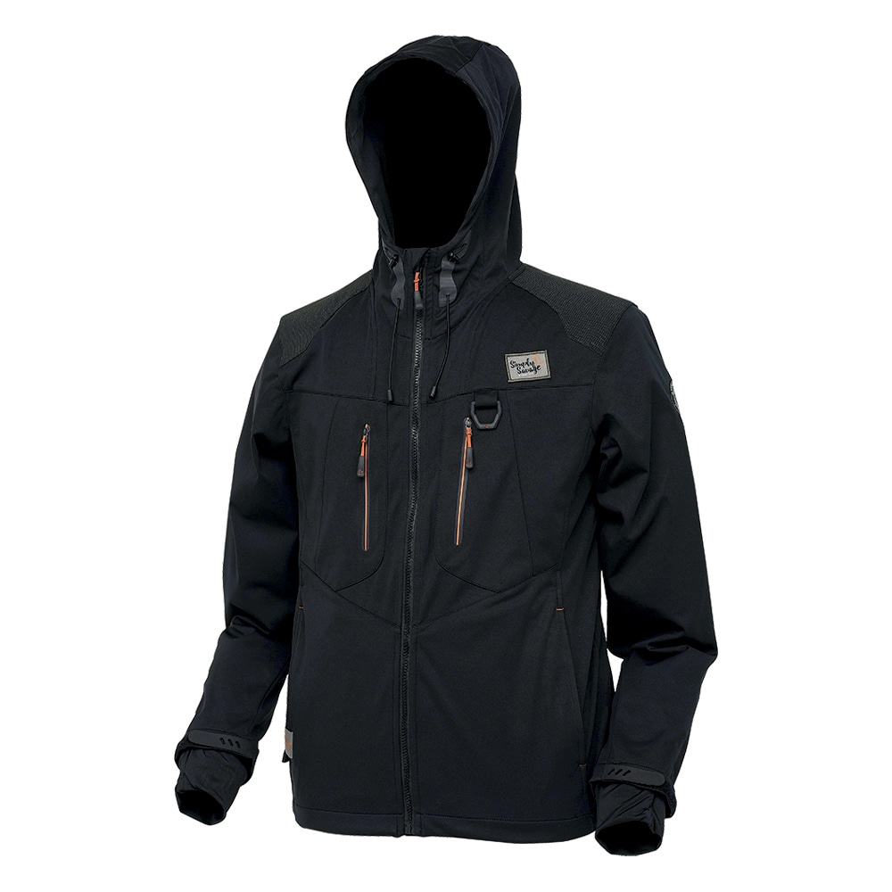 Savage Gear Simply Savage Jacket Softshell Black.