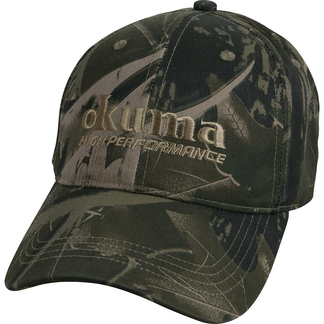 Okuma full Back Camouflage Keps One Size