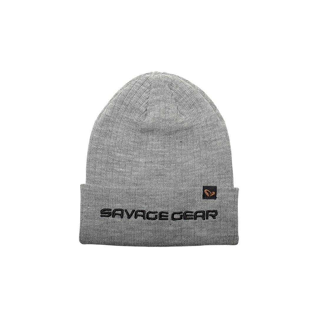 Savage Gear Fold-Up Beanie Light Grey/Melange