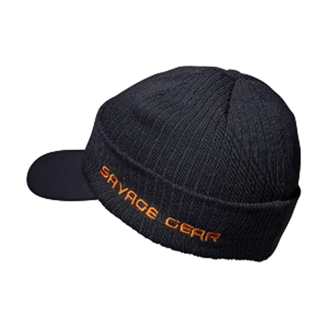 Savage Gear Peak Beanie Rock Grey