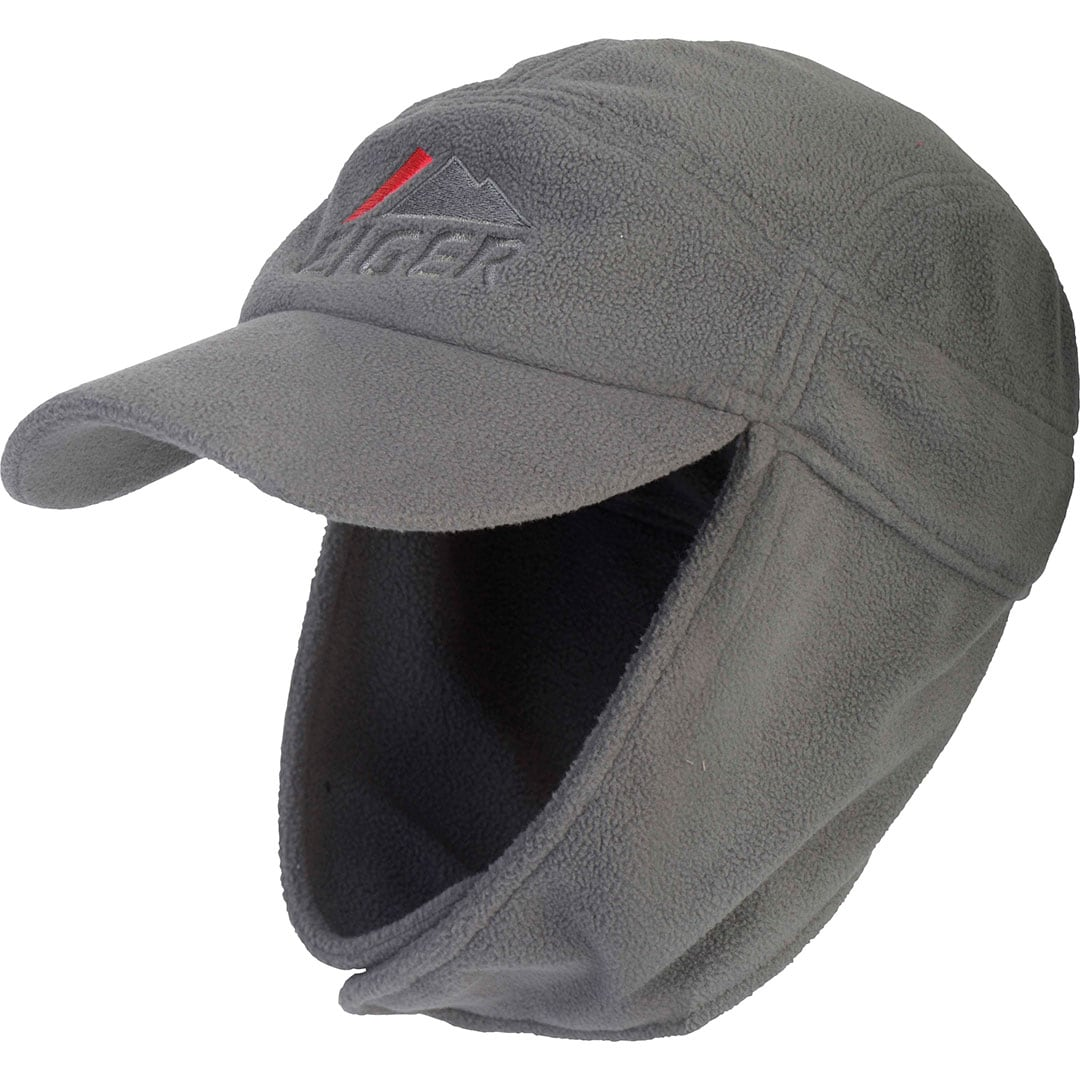 Eiger Fleece Ear Cap Grey