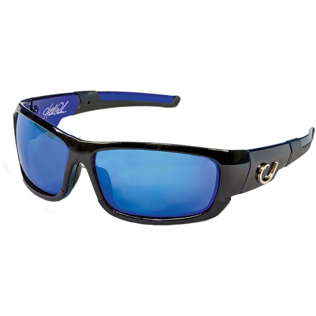 Mustad Solglasögon HP-101 Blå