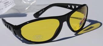Power Tackle Solglasögon  224 (Gul-L)