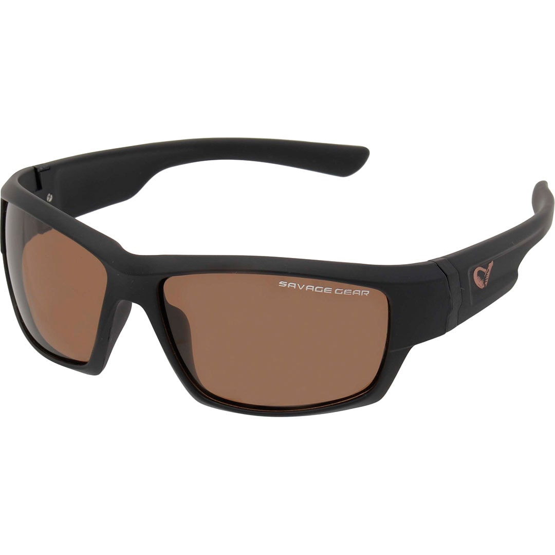 Savage Gear Shades Floating Polarized Sunglasses - Amber