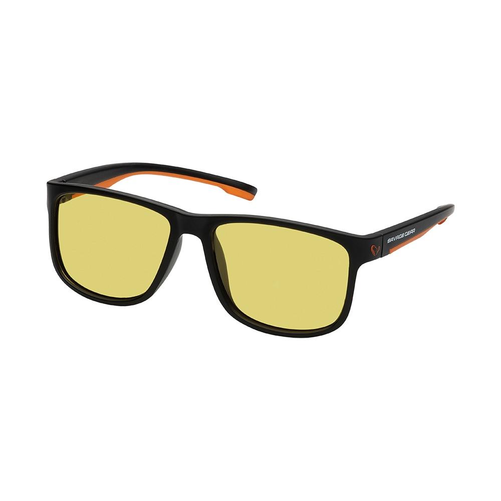 Savage Gear Savage1 Polarized Sunglasses Yellow