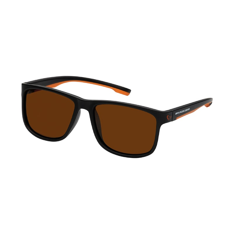 Savage Gear Savage1 Polarized Sunglasses Brown