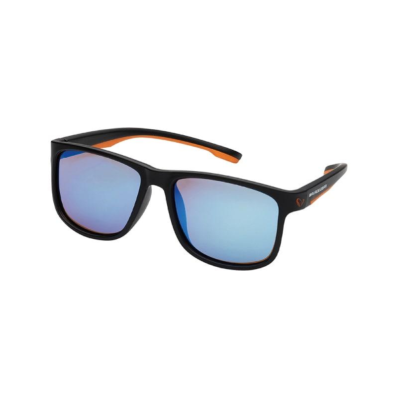 Savage Gear Savage1 Polarized Sunglasses Blue Mirror