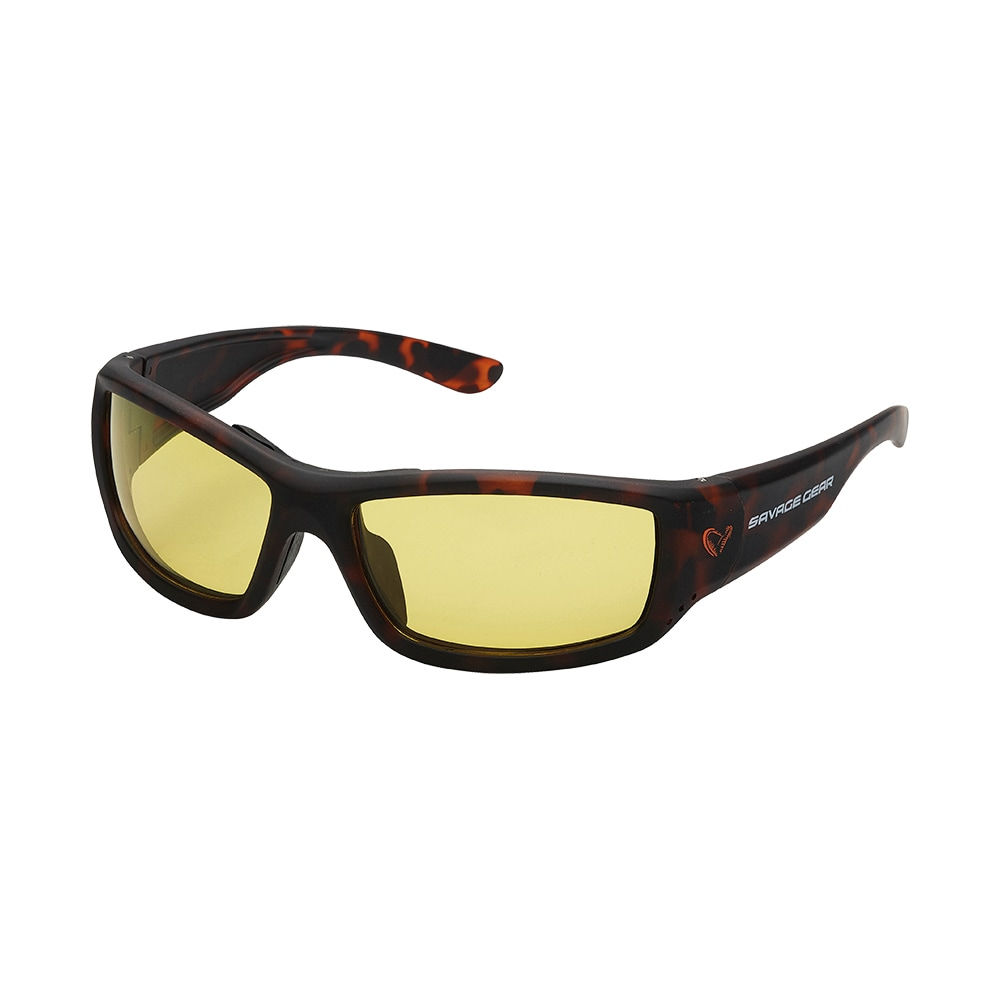 Savage Gear Savage2 Polarized Sunglasses Yellow Floating