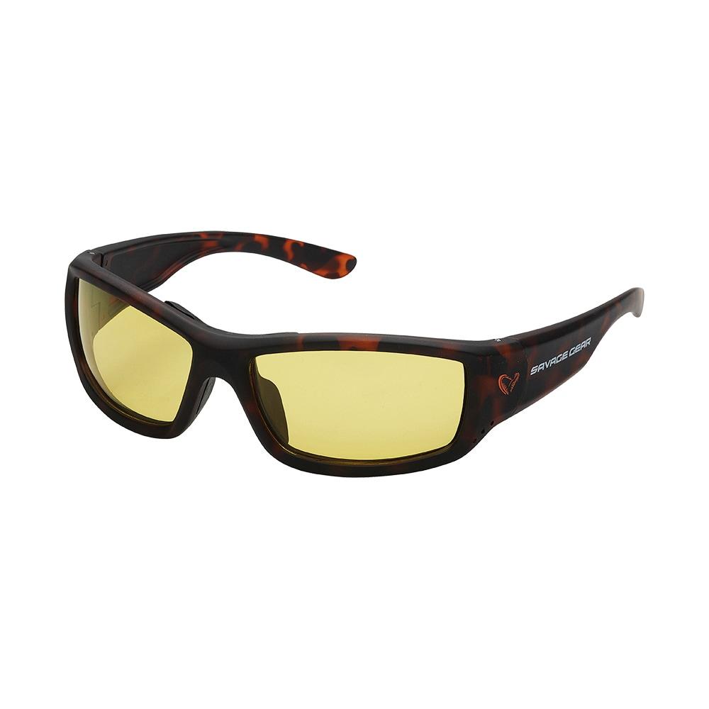 Savage Gear Savage2 Polarized Sunglasses Yellow Floating