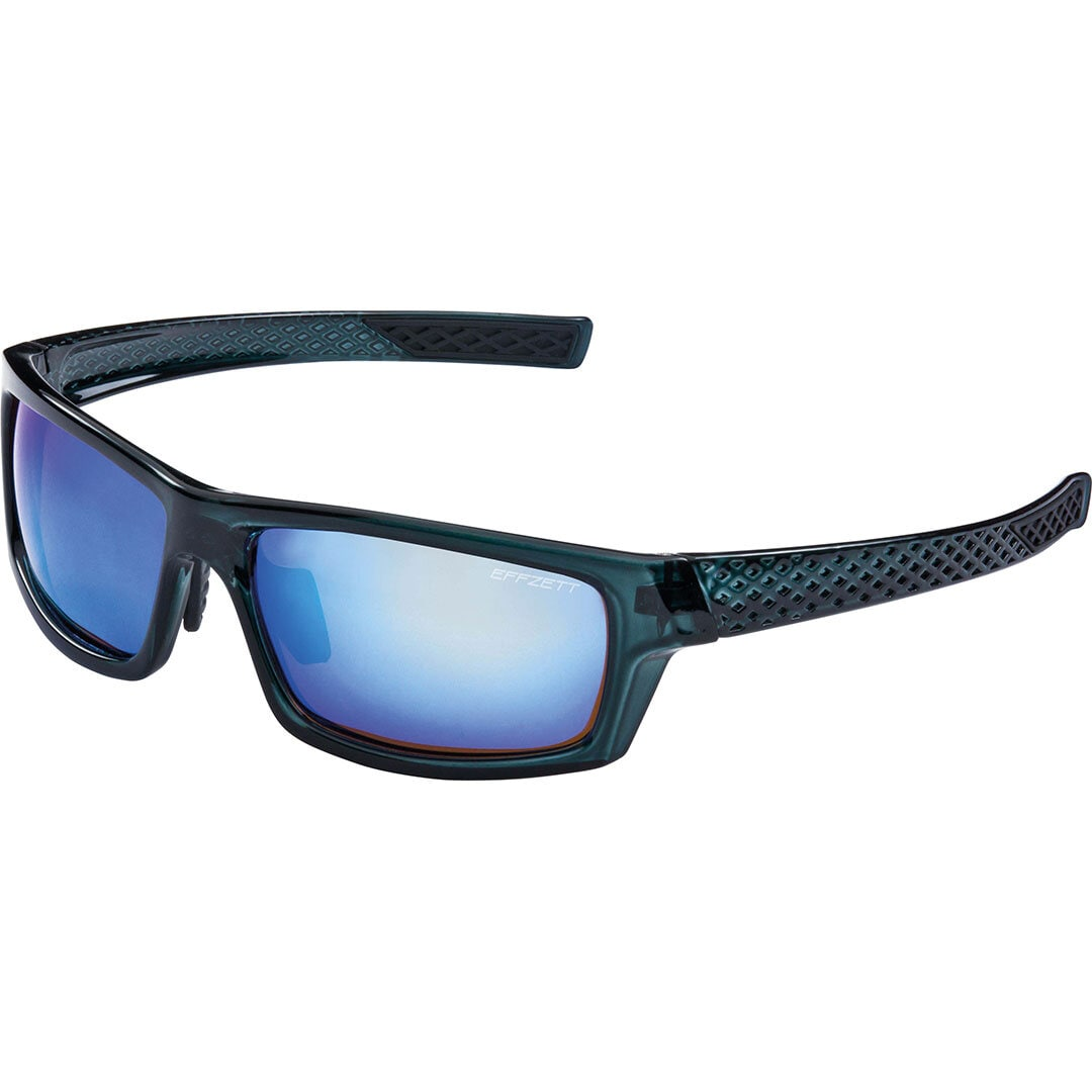 DAM Effzett Pro Sunglasses Blue mirror