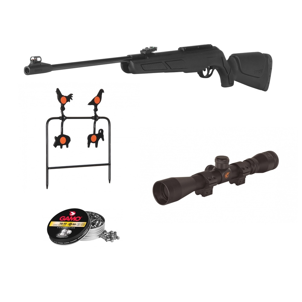 Gamo Senior Pack 2 Kampanj 4,5mm