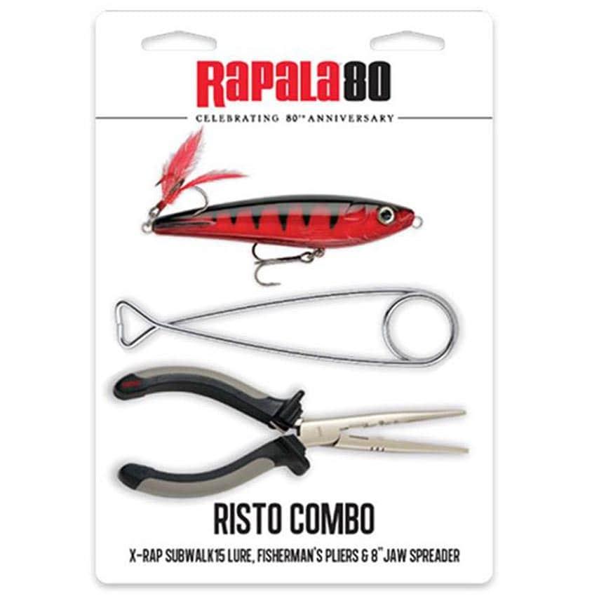 Rapala Risto Combo