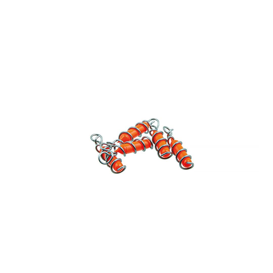 Svartzonker Instant Rattle Fluo Orange 5 pack