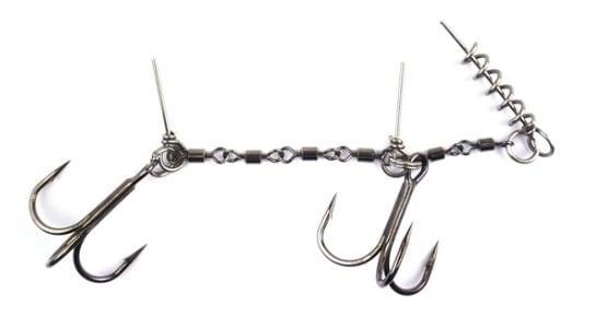 Darts Pike Rig Link 12cm 2/0