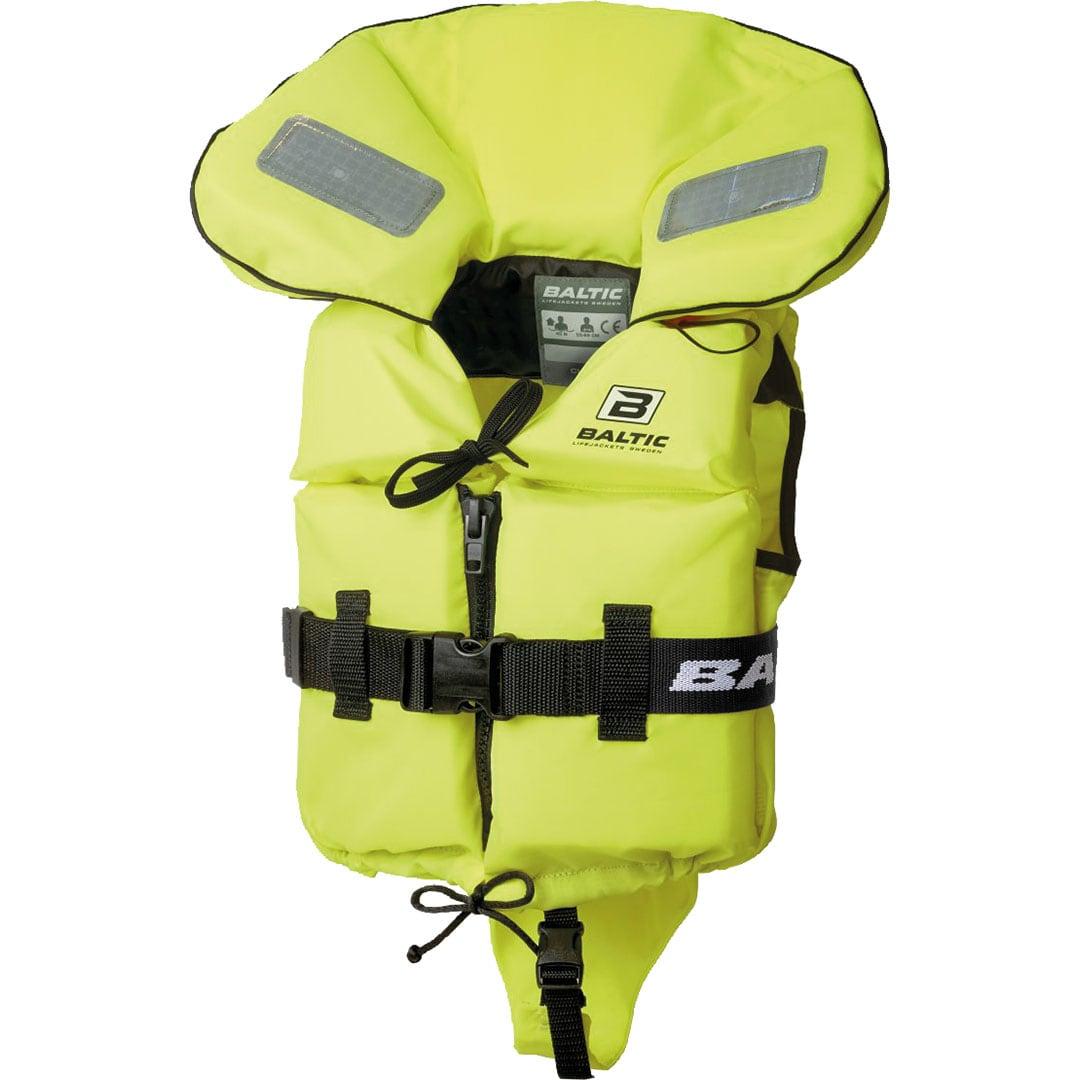 Baltic Split Front UV-gul Räddningsväst -15kg