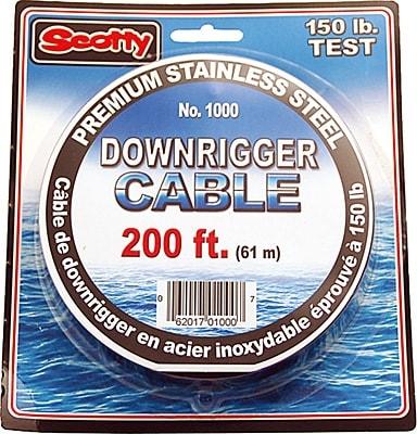 Scotty Wire 1000 60m(200')/150lb