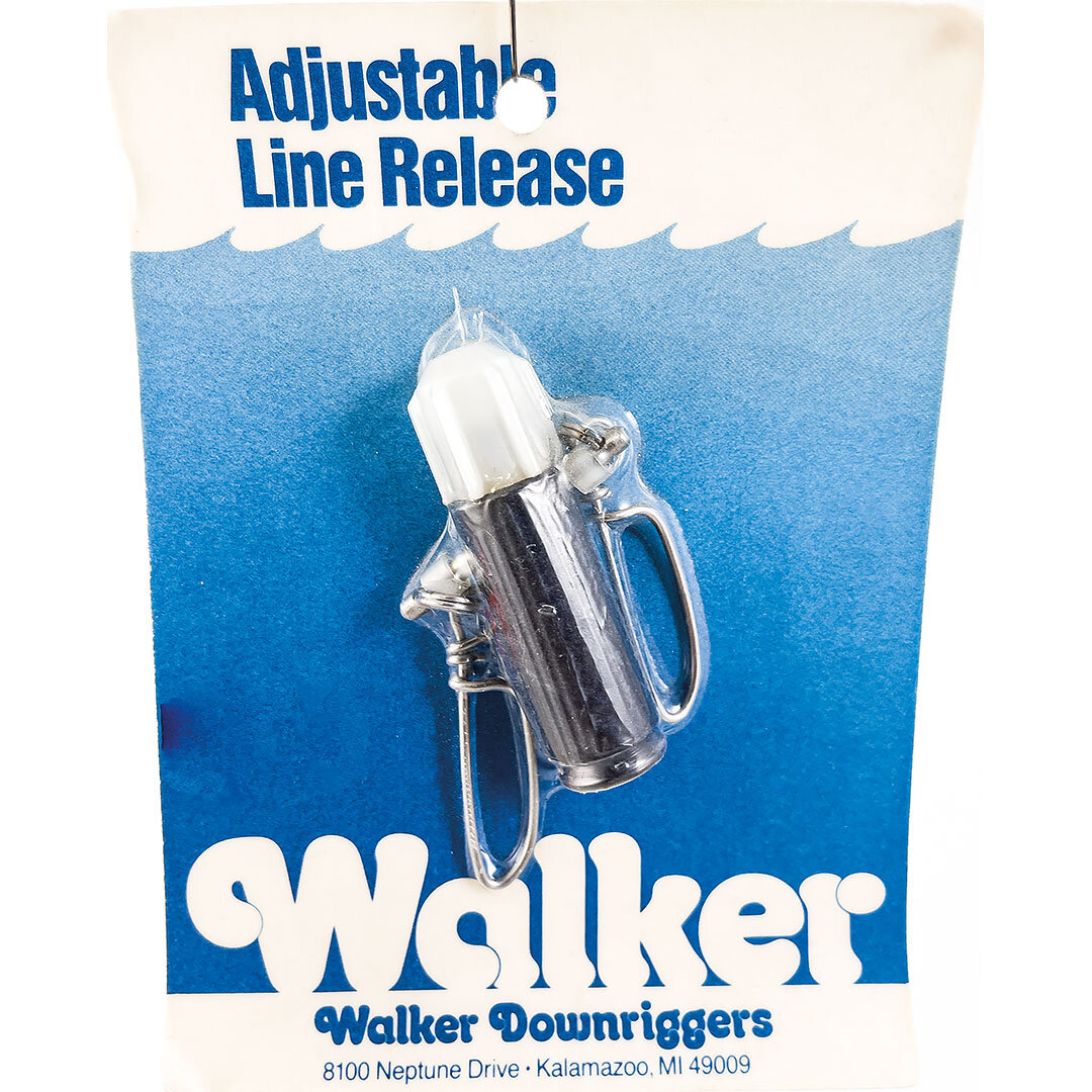 Walker Linutlösare svart