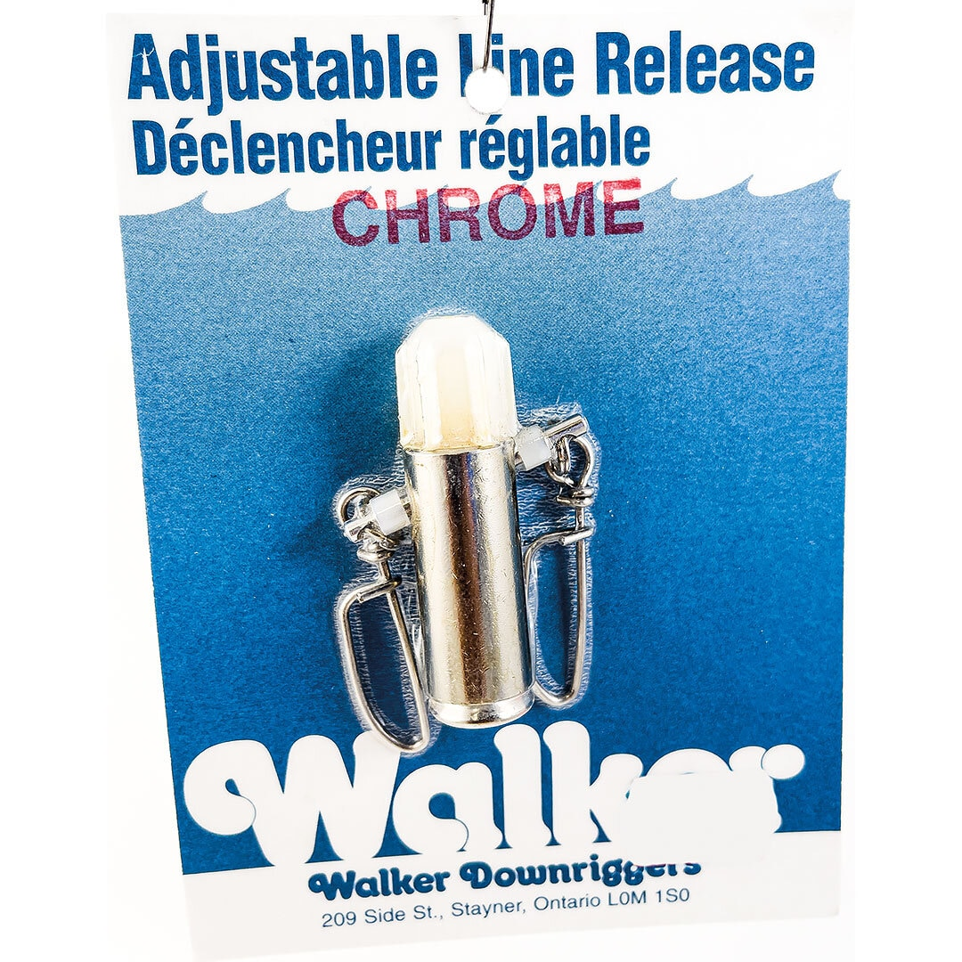Walker Linutlösare crome(CLR)
