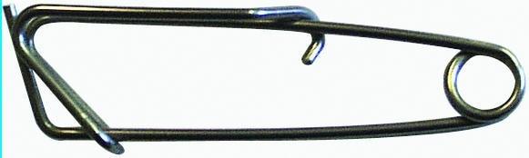 Stacker klämma ca 9,5cm/10st
