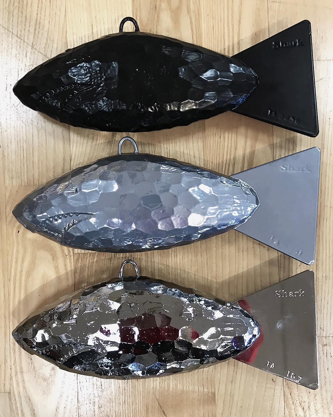 Shark Lod Black 5,45 kg #12