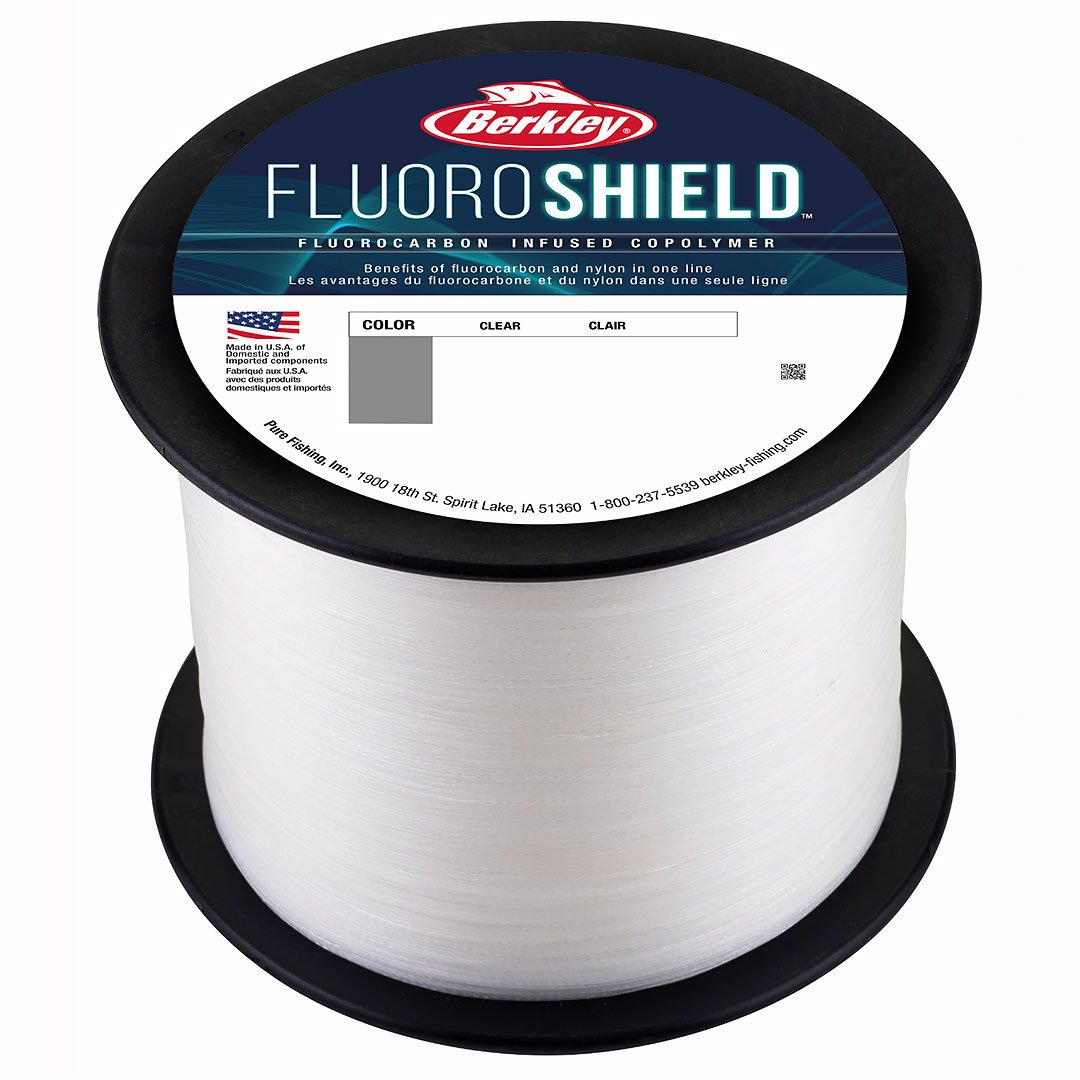 Berkley Fluoroshield Clear.