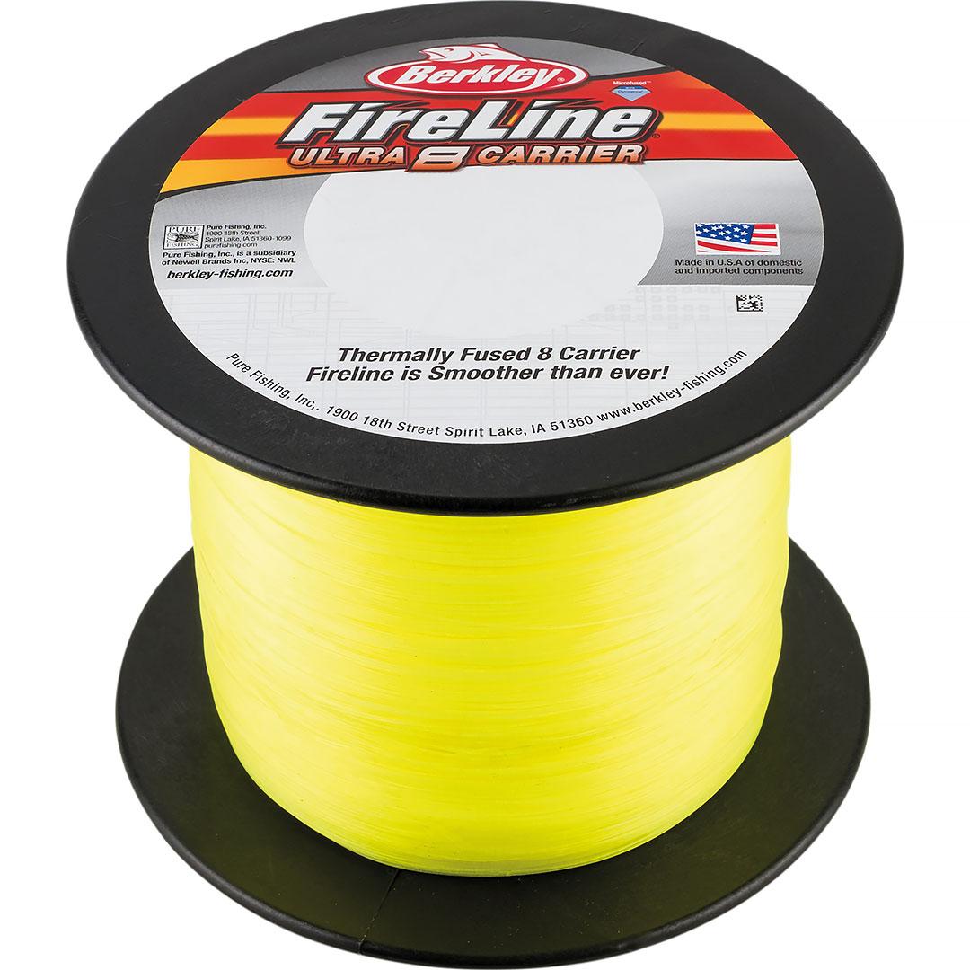 FireLine Ultra 8  Flame Green (påspolad ca 100-150m)