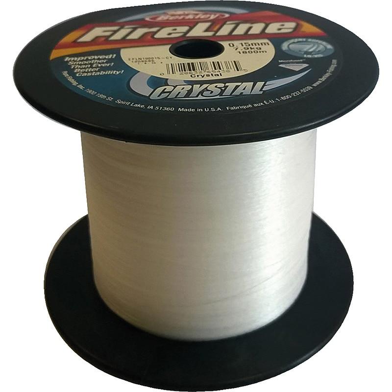 FireLine  Cystal/Clear  (påspolad ca 100-150m)
