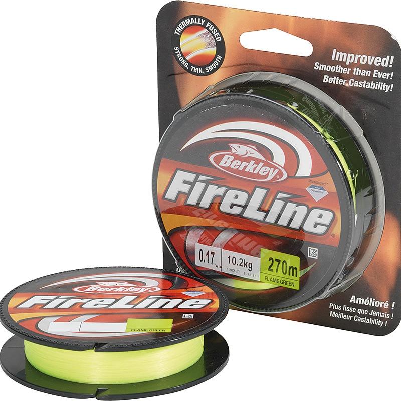Fireline Flame Green 270m