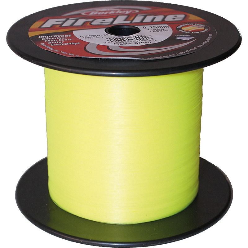 FireLine Flame Green (påspolad ca 100-150m)